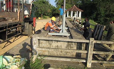 Repair and Installation of irrigation Gate system
